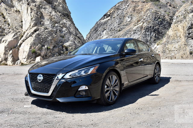 2019 nissan altima edition one vc turbo