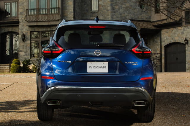 2019 Nissan Murano Debuts at 2018 Los Angeles Auto Show ...