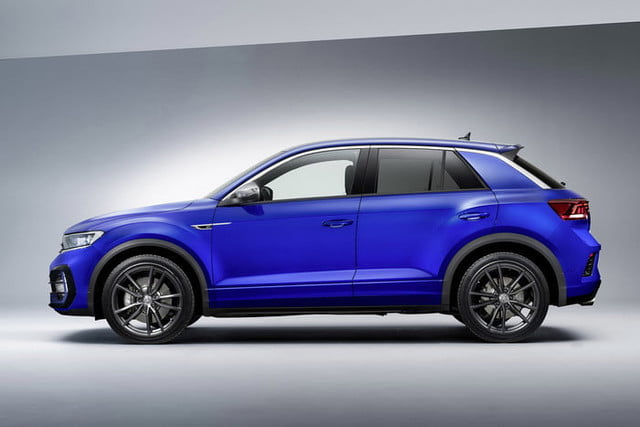 2019 volkswagen t roc r is a hot rod for the entire family. Black Bedroom Furniture Sets. Home Design Ideas