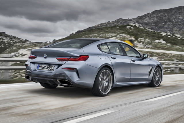 2020 bmw 8 series gran coupe blends space and performance gc 6