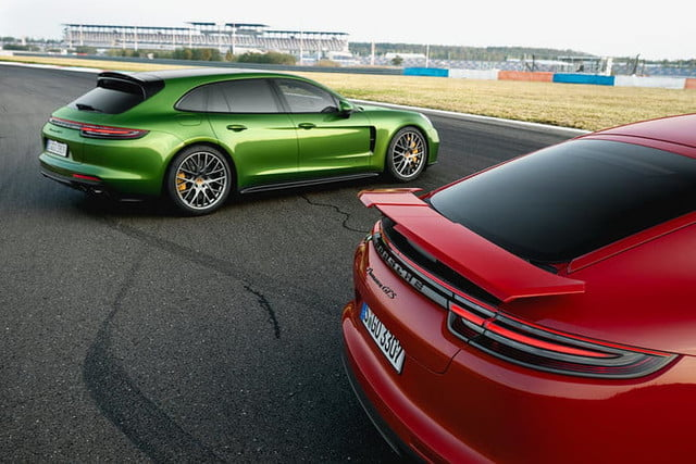 porsche panamera gts arrives with 453hp v8 engine digital trends