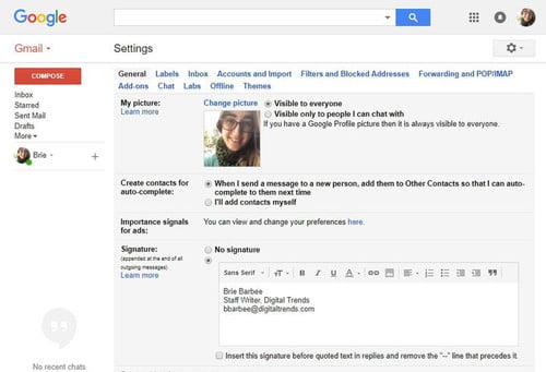 How to Add a Signature in Gmail Using the Desktop or Mobile