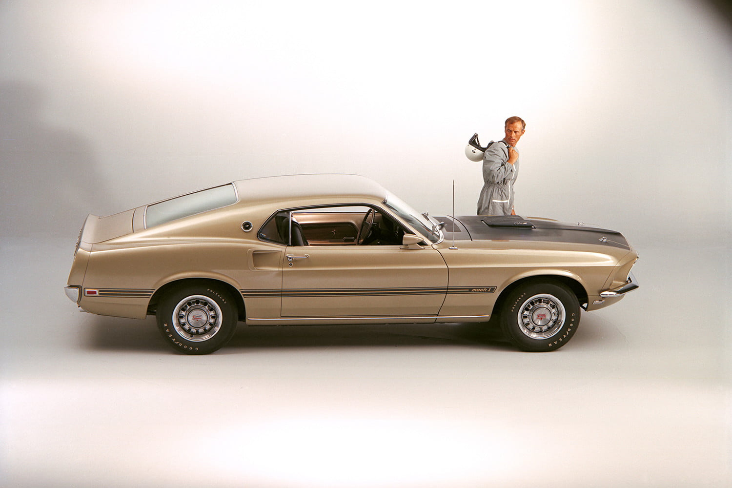 Looking back at six models that made the ford mustang the icon it is today