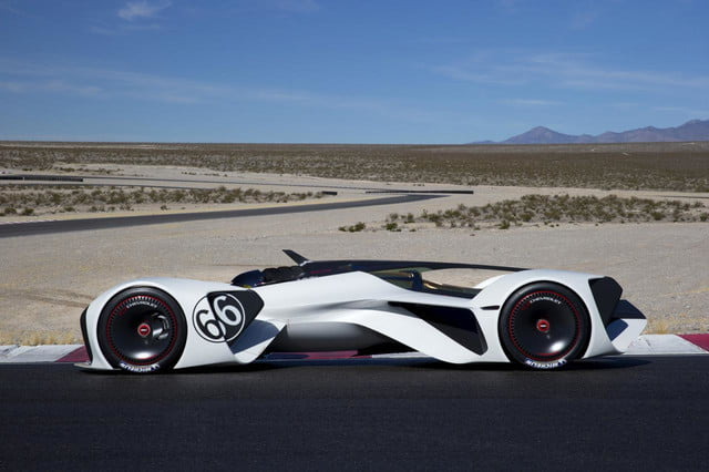 Chevy Chaparral 2X Vision GT