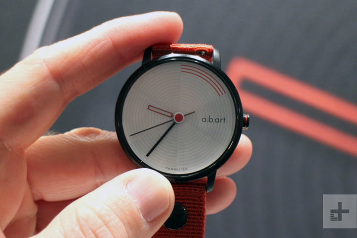 AB Art Touch X  Smartwatch