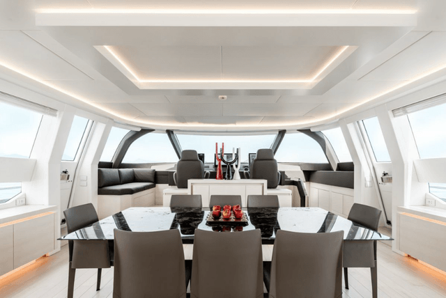ab yachts ab100 spectre int1