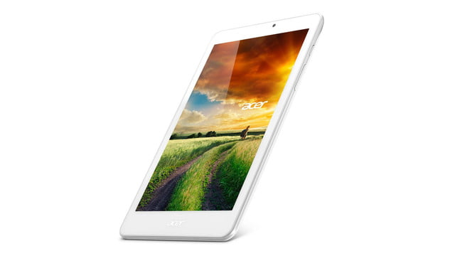 embargo 93 620am et acer goes tablet crazy ifa 2014 iconia tab 8 w 10 one upright left angle 2 press image