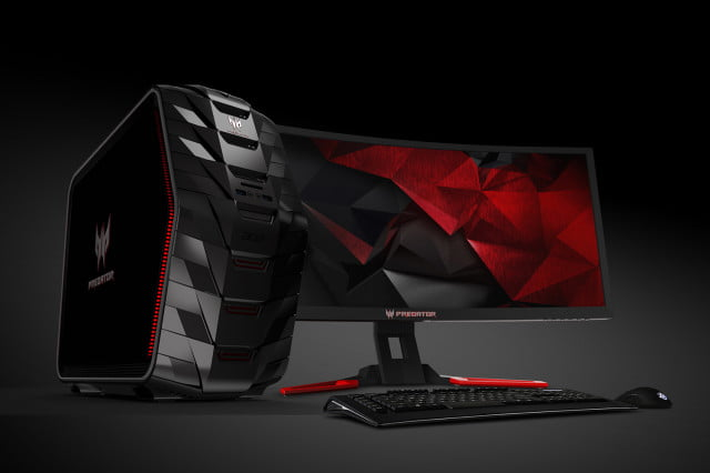 acer gives gamers the gear they need for glory with new predator hardware g6 set