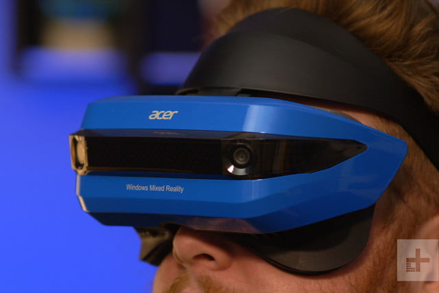 Acer Windows Mixed Reality Headset review lifestyle