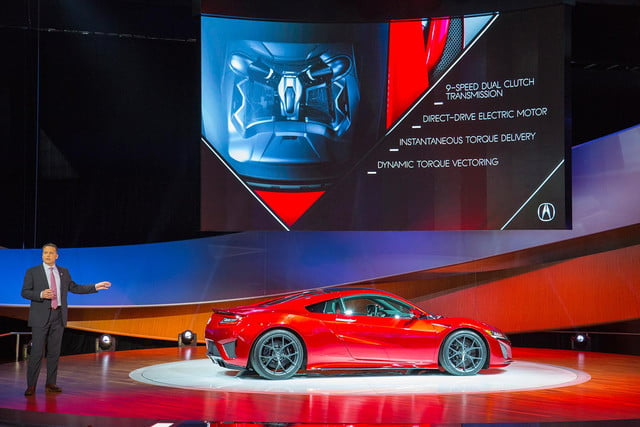 2016 acura nsx official specs pictures and performance reveal das2015 017