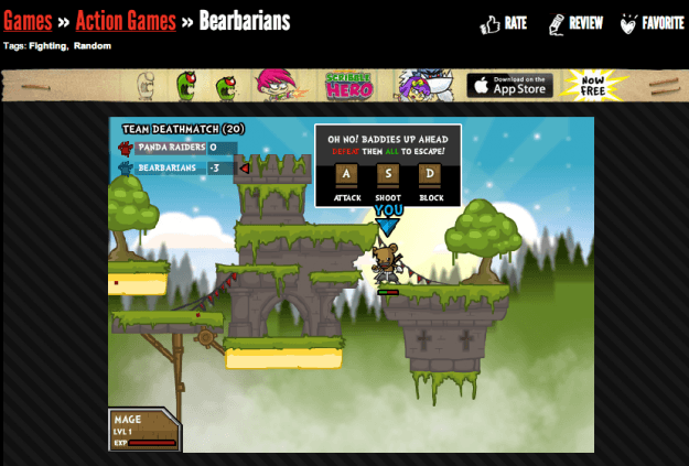 Think, games free online games addicting