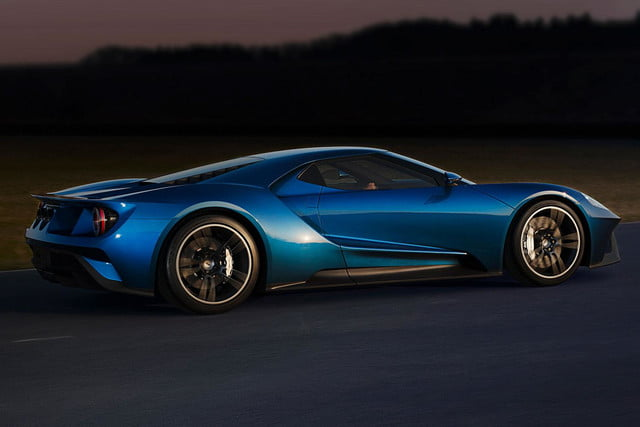 meet the man who sculpted softer side of fords hardcore 2016 gt all newfordgt 09