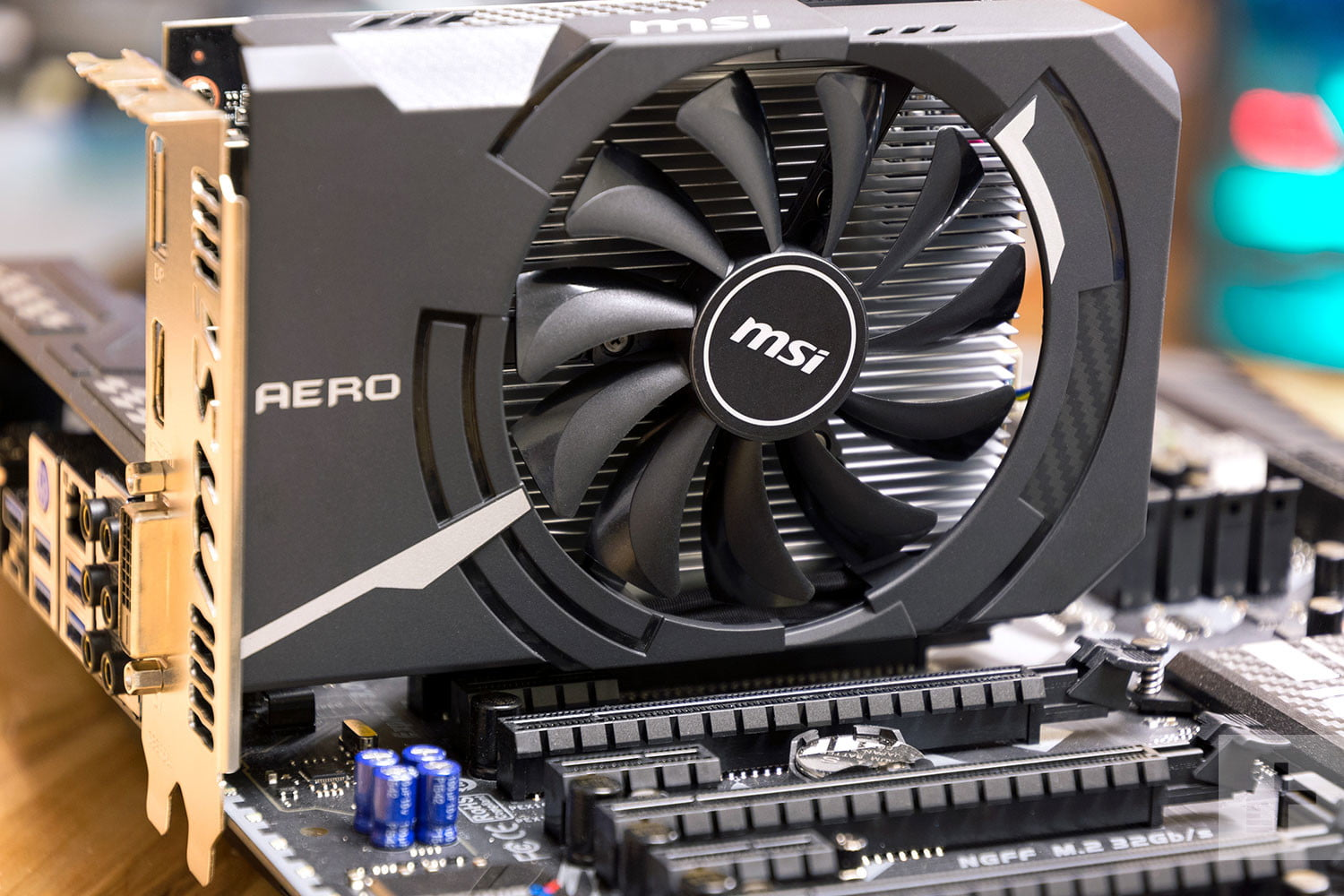 MSI Radeon RX 550 Aero ITX Review | Digital Trends