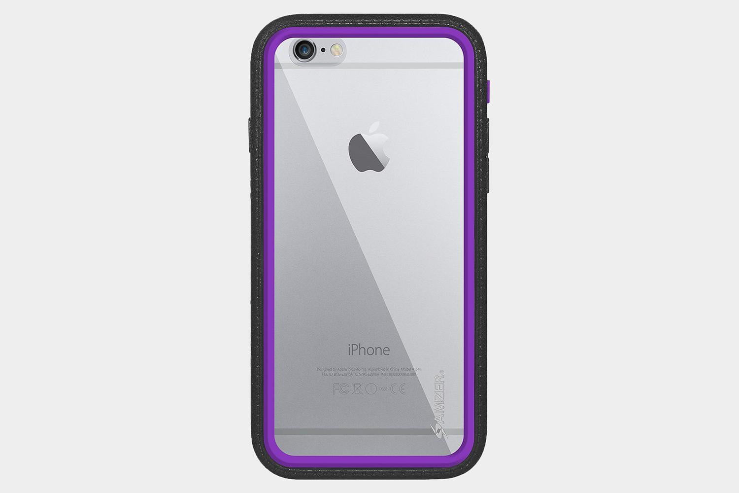 The Best Iphone 6 Cases And Covers Digital Trends Apple 5 32gb White Free Tempered Glass Refurbish Crusta Case From Amzer Certainly Looks Different It Offers Rugged Protection At A Reasonable Price Youll Find Screen Protector