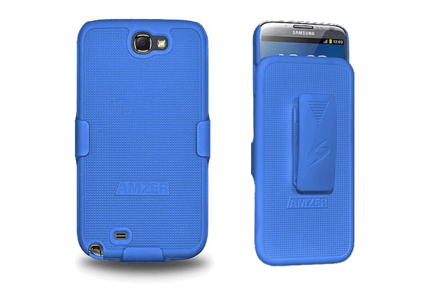best galaxy note 2 cases amzer shellster for