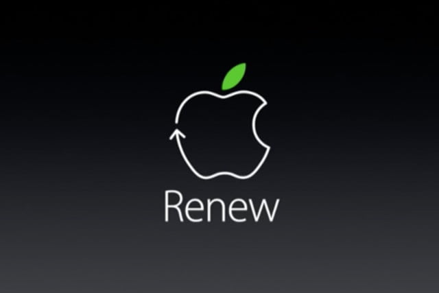 apple liam phone recycling robot renew