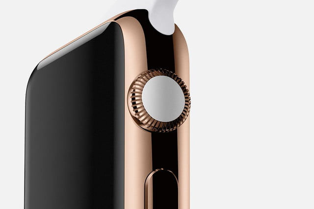apple watch release news edition rose gold white crown