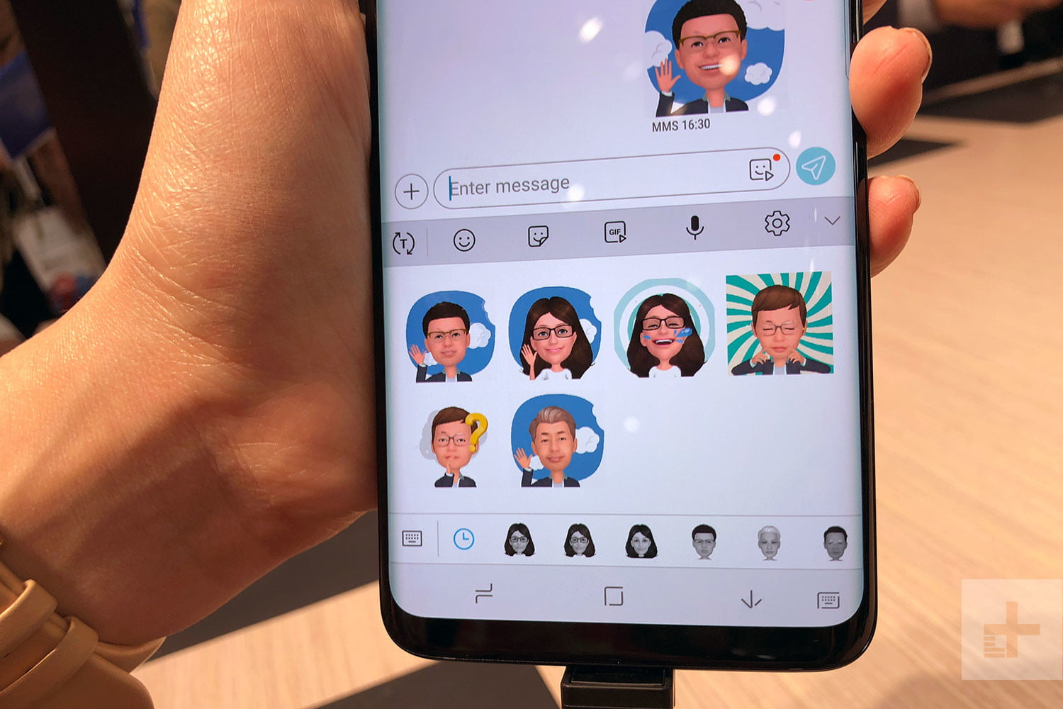 How to Use AR Emoji on the Samsung Galaxy S9 and S9 Plus ...