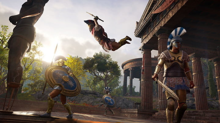Assassin's Creed Odyssey incelemesi