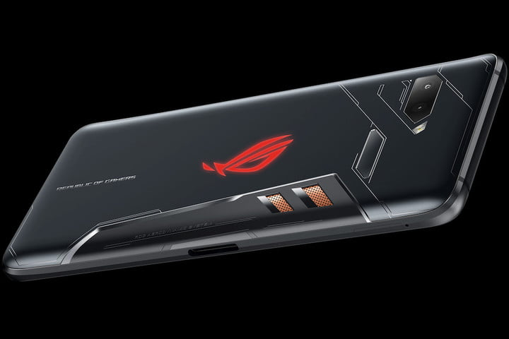 asus rog phone news rear