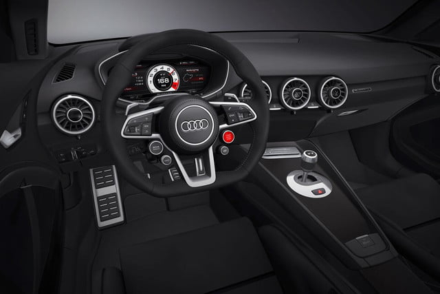 Audi TT quattro sport concept  Official specs photos