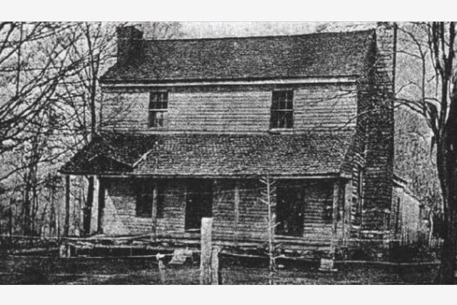 haunted houses places in america bell witch 0014