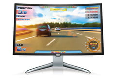 BenQ EX3200R gaming monitor review