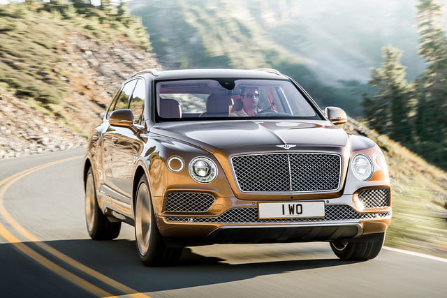 bentley engineering boss interview bentayga  4