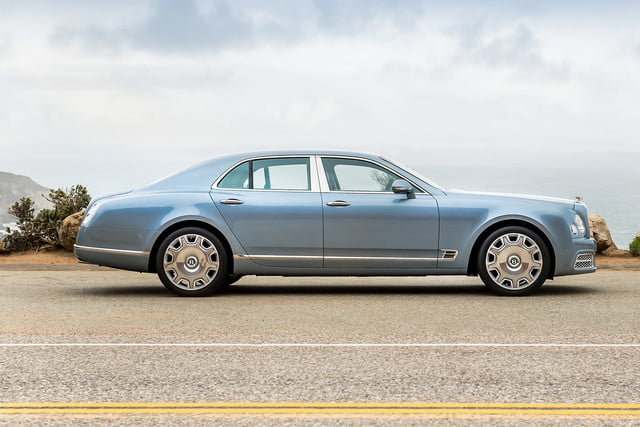 bentley engineering boss interview mulsanne 11