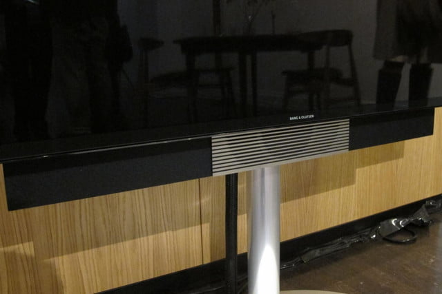 bang olufsens first 4k uhd tv knows right moves beovision avant 4