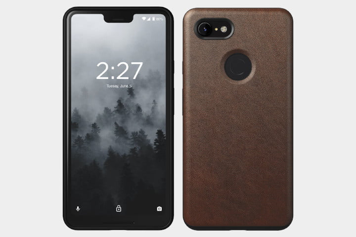 best pixel 3 xl cases nomad