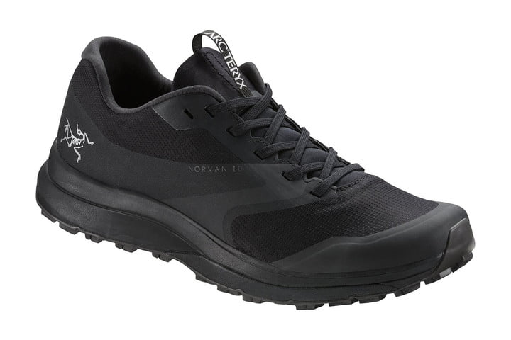 best running shoes arc'teryx normal ld gtx