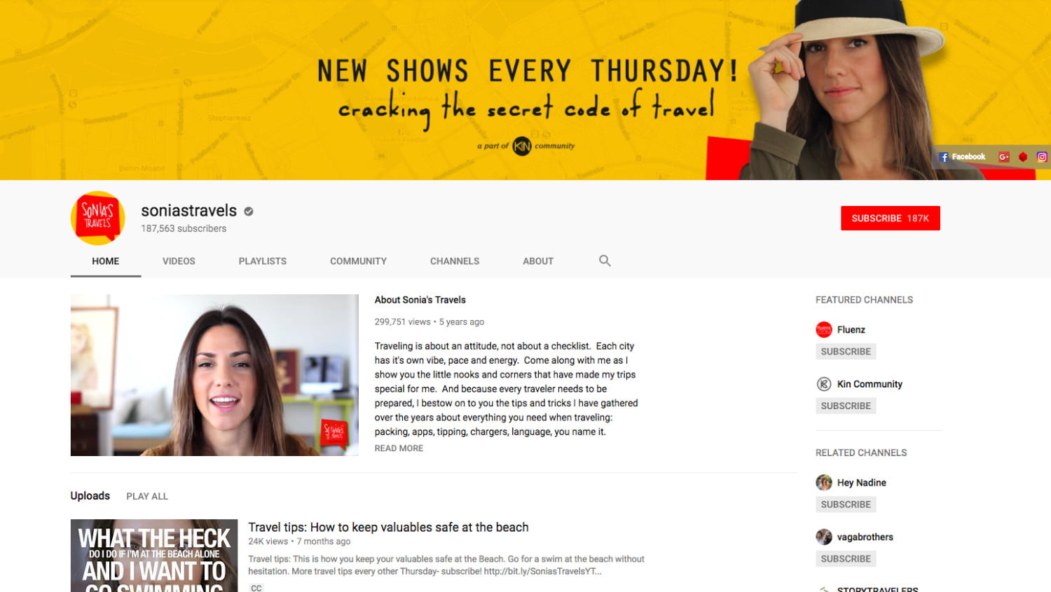 dating.com reviews youtube channel guide tv