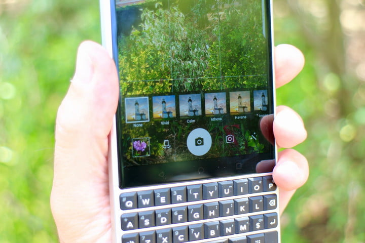 blackberry key2 camera guide filters
