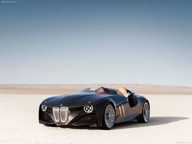 BMW 328 Hommage front angle