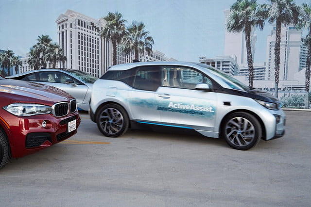 bmw automated parking technology ces 2015 remote valet 15