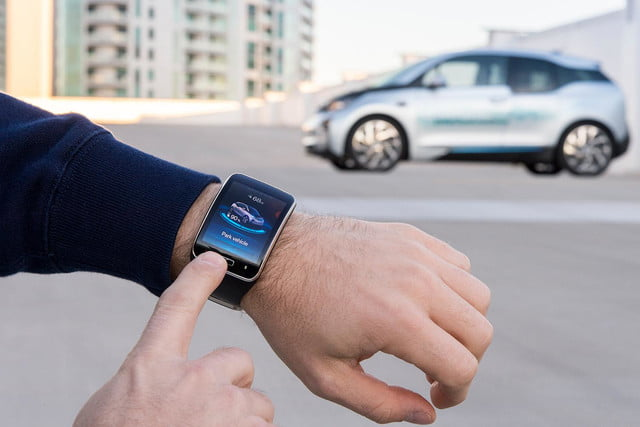 bmw automated parking technology ces 2015 remote valet 33