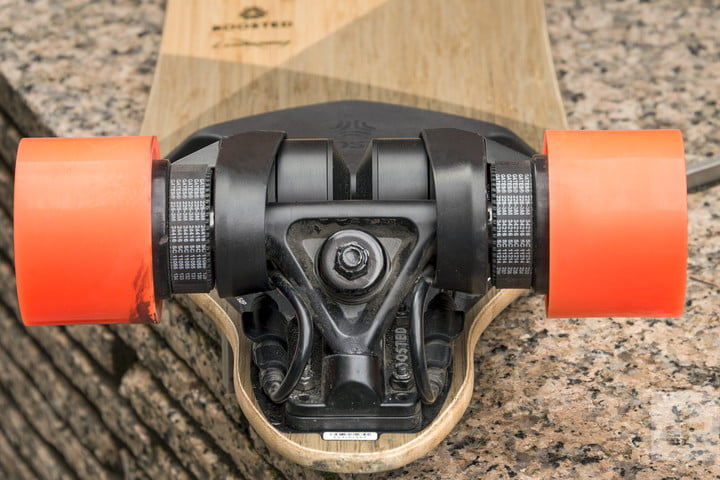 boosted 2 dual electric longboard review loaded skateboard motorsbelts1