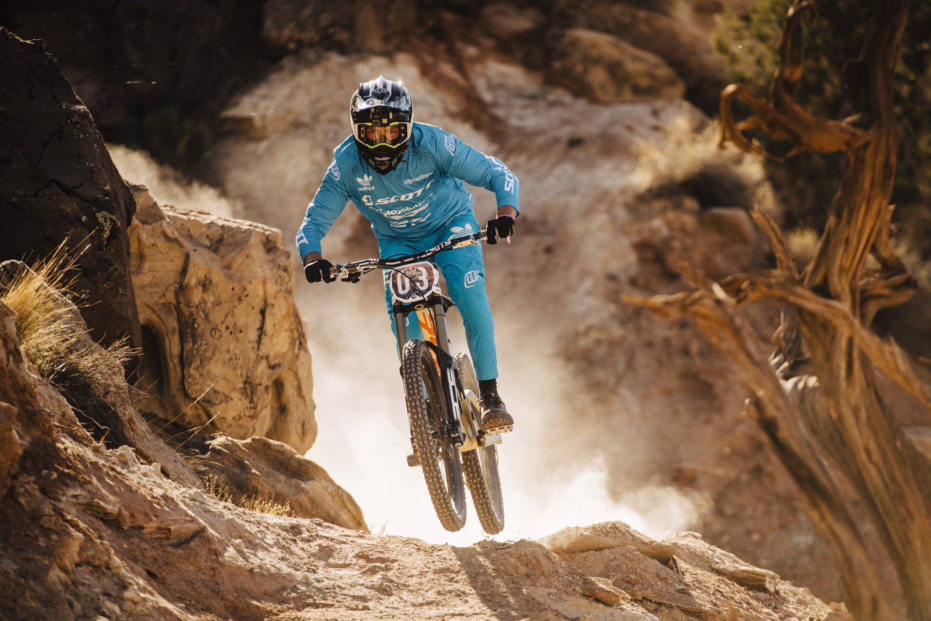 7a95fd800a1 The Mountain Bike Technology of Red Bull Rampage   Digital Trends