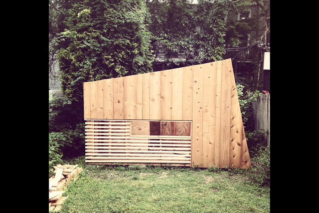 retreat from society and relax in these idyllic cabins around the world brooklyn garden studio 3
