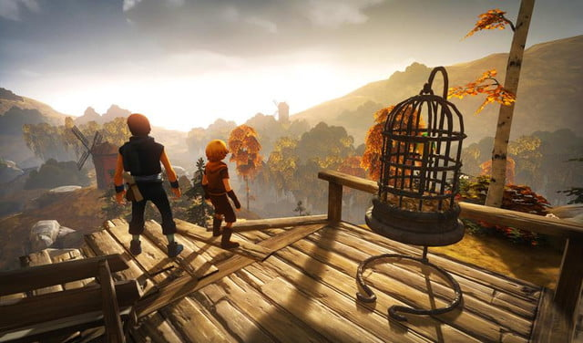 brothers a tale of two sons screenshot 17