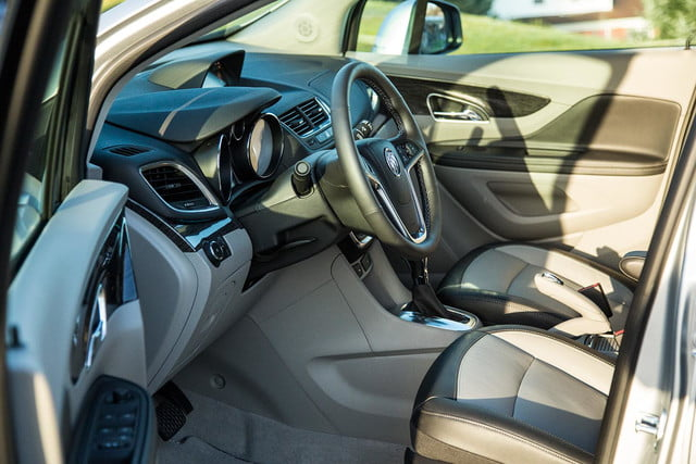 Buick Encore drivers side