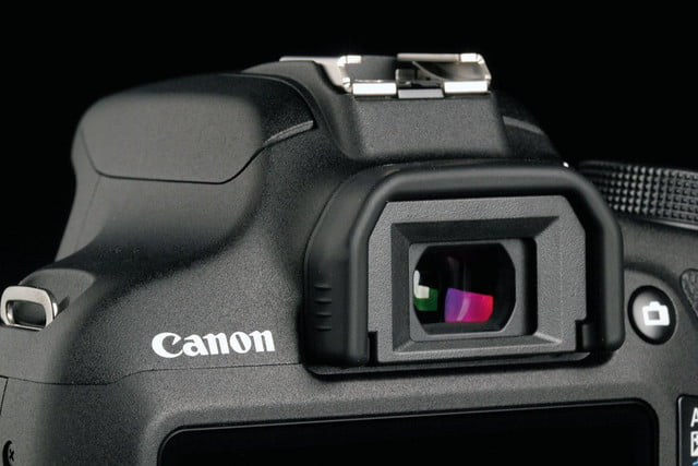 Canon EOS Rebel T5 viewfinder
