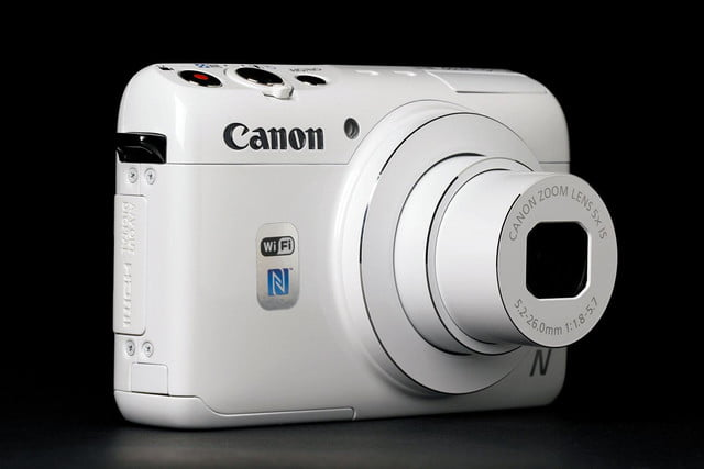 Canon N100 front angle