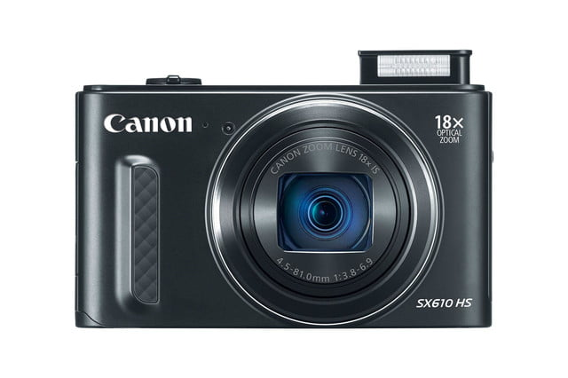 canon gives long zoom sx and compact elph series minimal refresh at 2015 ces powershot sx610hs