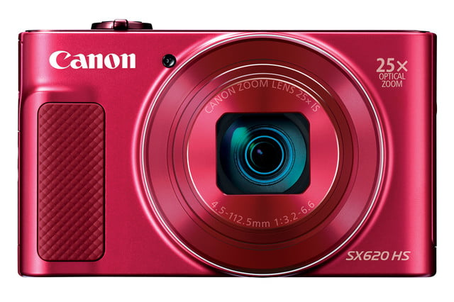 canon powershot sx620 hs efm 28mm speedlite 600ex rt hr sx620hs red front cl