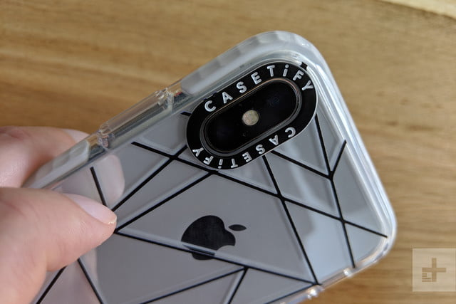Casetify case for iPhone XS