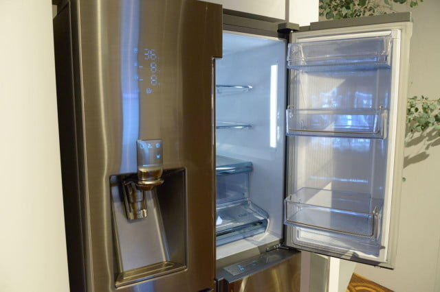how to get a thermal fridge colder