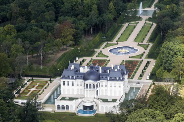 most expensive home 2015 chateau louis xiv 0017