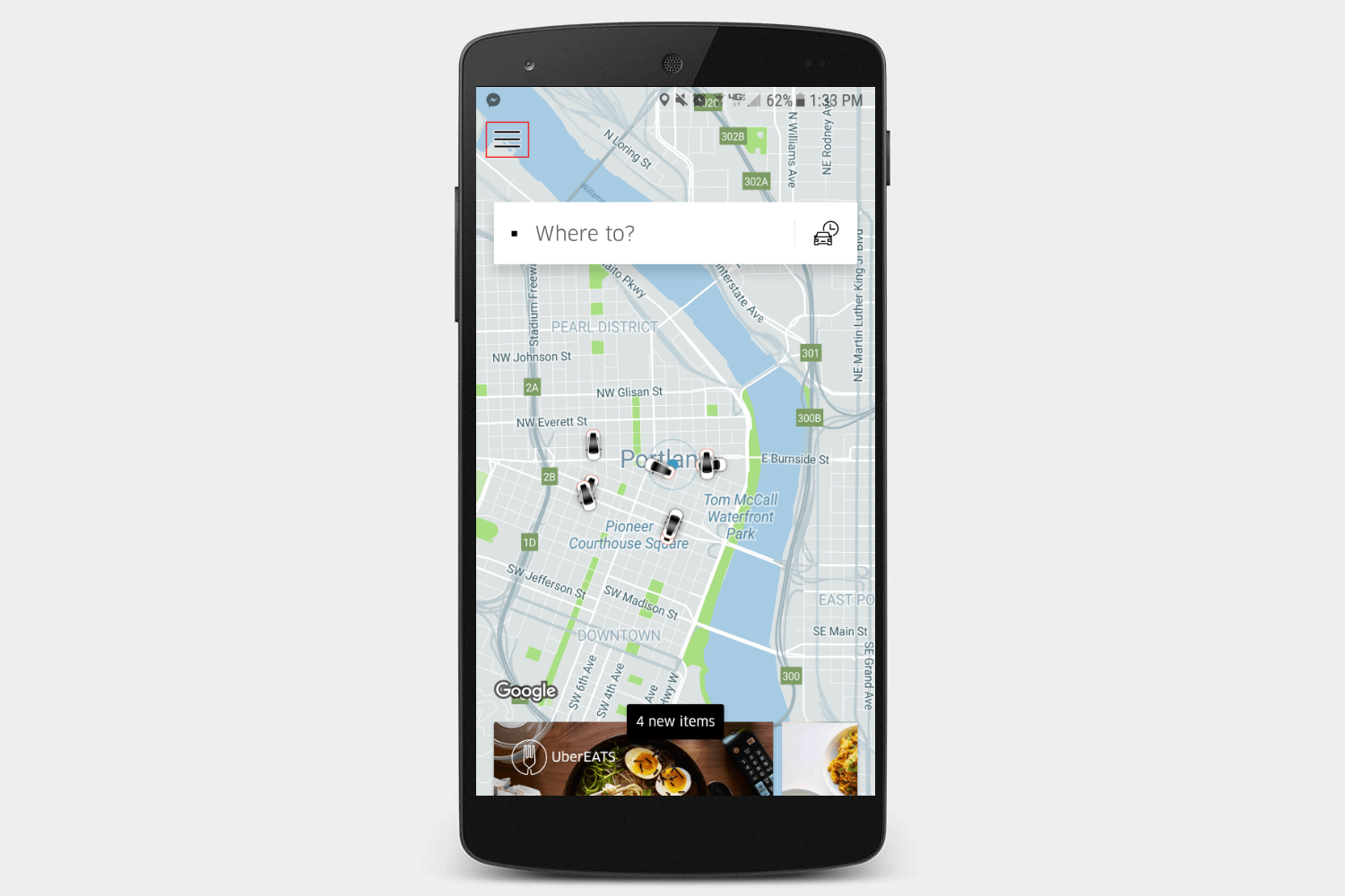 What Cars Can You Get Through Uber